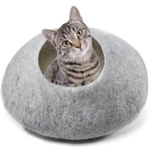 Filz Katzenhöhle