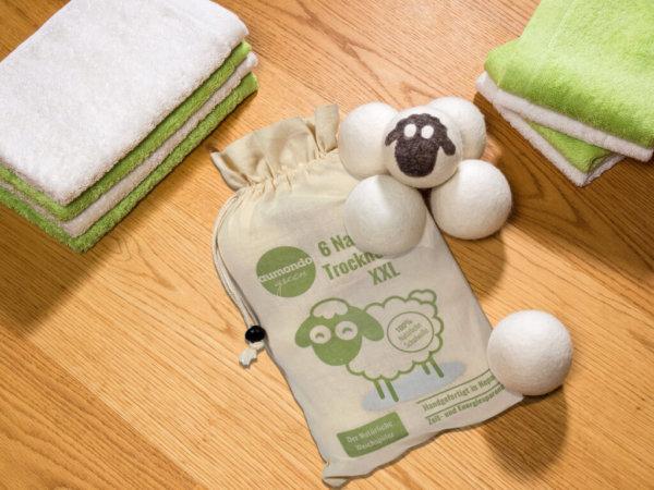 Trocknerkugeln für Wäschetrockner